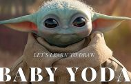 Learn How to Draw Baby Yoda!