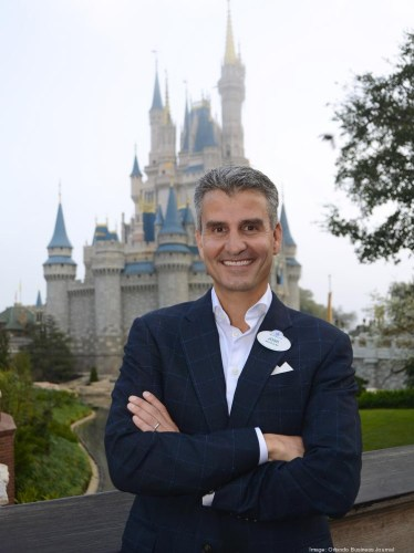 President of Walt Disney World Josh D'Amaro Appointed to Florida Re-Open Task Force 2