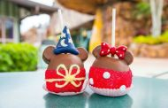 Try this at home - Mickey Candy Apples