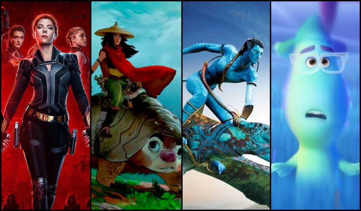 Disney Releases New Theatrical Release Schedule for Marvel Studios, Fox, Pixar, and More