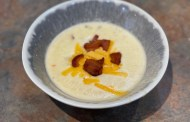 Try This at Home-Disneyland's Loaded Baked Potato Soup From Carnation Cafe