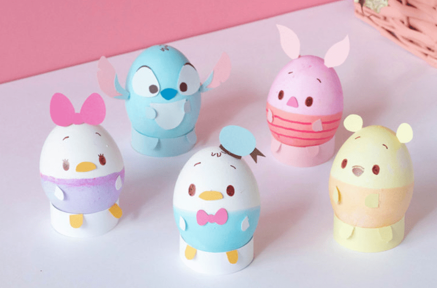 Make Disney's Ufufy Easter Eggs