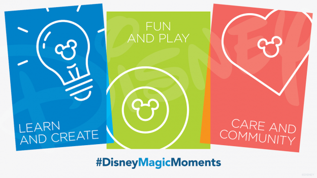 Disney launches all new Magical Moments website