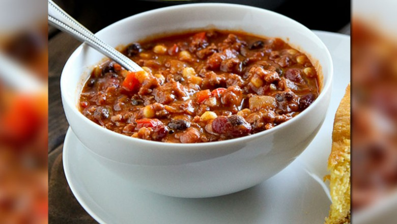 Try This At Home: Walt's Chili Recipe!