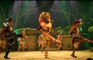 Feel the love tonight with the Lion King cast