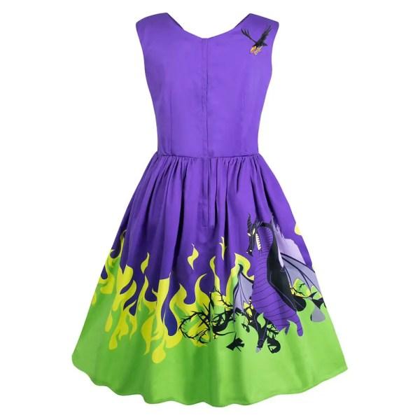 Maleficent Dress