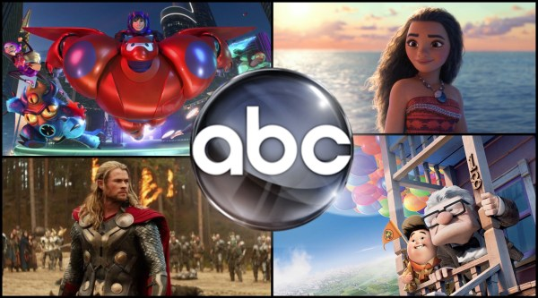 ABC to Host 'The Wonderful World of Disney' Movie Nights in May and June 1