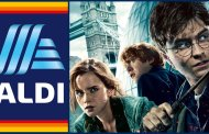 Aldi Now Offering Huge 'Harry Potter' Collection Online and in UK Stores