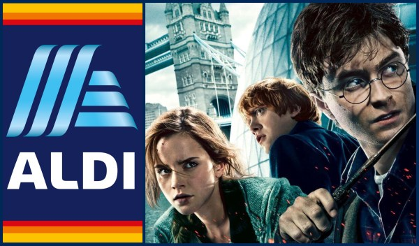 Aldi Now Offering Huge 'Harry Potter' Collection Online and in UK Stores 1