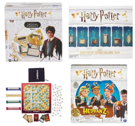 Aldi Now Offering Huge 'Harry Potter' Collection Online and in UK Stores 4
