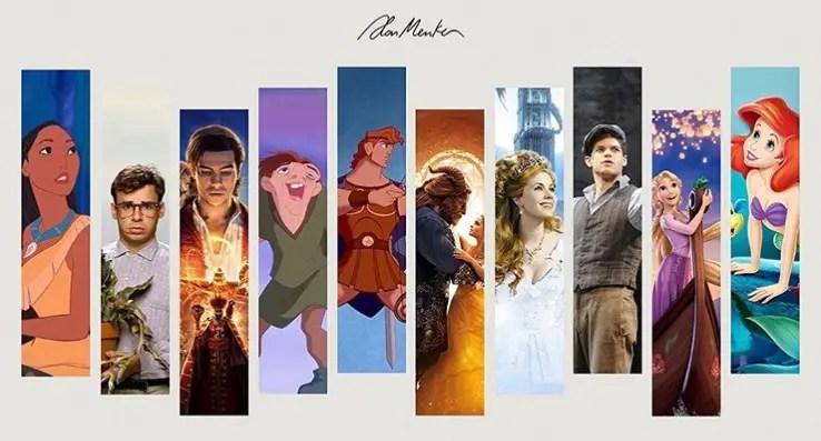 Disney's Composer Alan Menken launches his own website