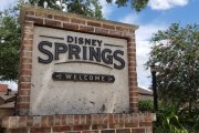 To comply with Orange County's 10 p.m. curfew Disney Springs closing at 7 p.m until further notice