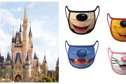 Disney World Updates Policy on Face Coverings
