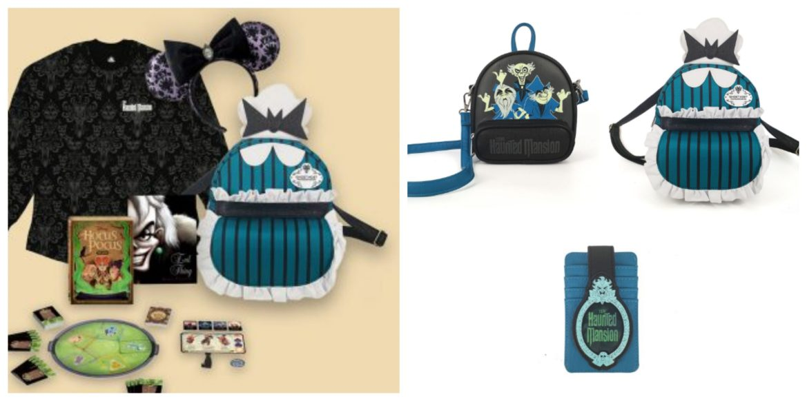 Disney Shares new Halfway to Halloween Products!