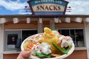 Dole Whip Nachos a Refreshing Treat at Disney Springs