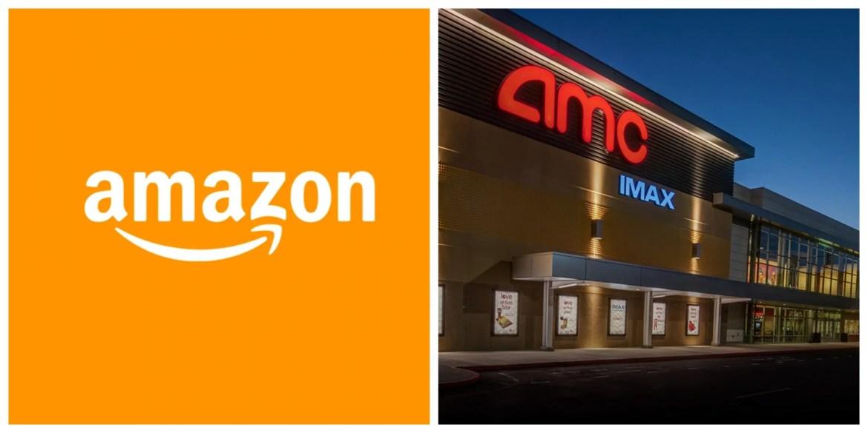 Amazon In Talks to Purchase AMC Theatres