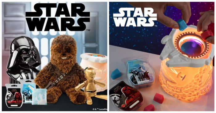 Star Wars Scentsy Collection Returns For Out Of This World Fun 1