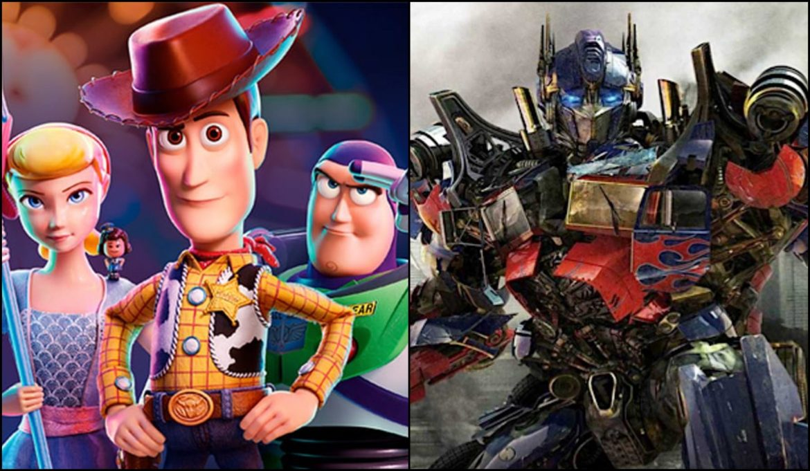 'Toy Story 4' Director Tapped to Direct New 'Transformers' Animated Film