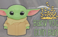 Fun New Baby Yoda Coin Bank From Monogram International
