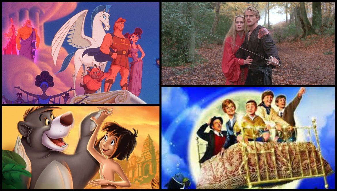 Disney Is Bringing 'Hercules', 'The Princess Bride', 'The Jungle Book' and More to Broadway!