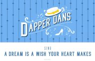Dapper Dans Sing 'A Dream Is a Wish Your Heart Makes'