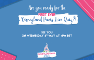 First Ever Disneyland Paris Resort Live Quiz!