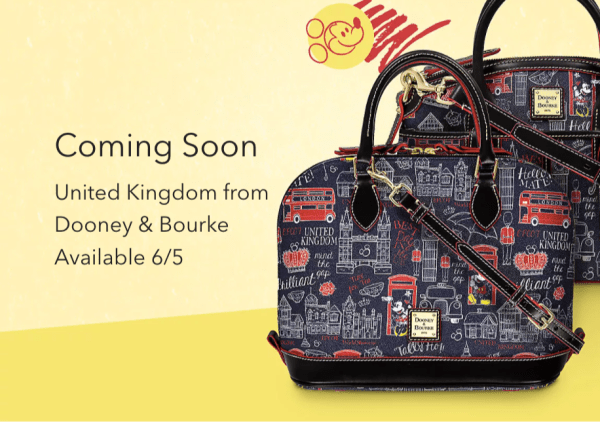 New Dooney & Bourke United Kingdom Collection Coming Soon! 1