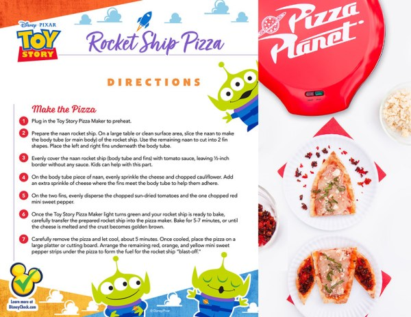 National Pizza Party Day – Celebrate Toy Story's 25th Anniversary 2