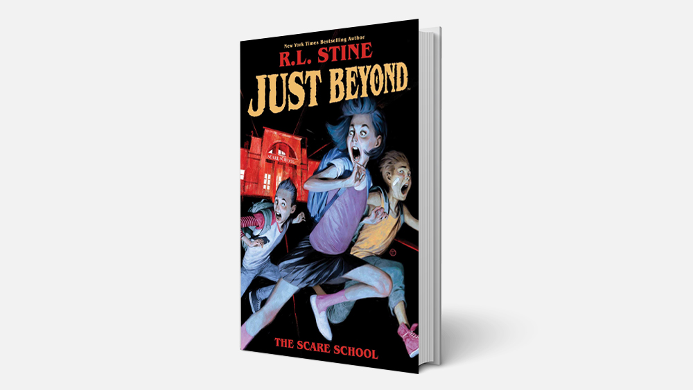 R.L. Stine's 'Just Beyond' To Become Disney+ Series