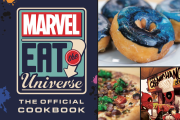 Marvel Eat The Universe With The Official Marvel Cookbook