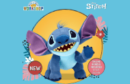 Exciting New Stitch Plush From Build-A-Bear Workshop