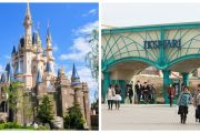 Tokyo Disneyland's Shopping District to Reopen on June 1st