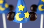 Make this at home - Sorcerer's Hat Cake Pops Recipes