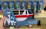Fun New Disney Monorail PEZ Dispenser Display Now at Disney Springs