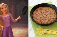 Rapunzel's Frying Pan Cookie Recipe!