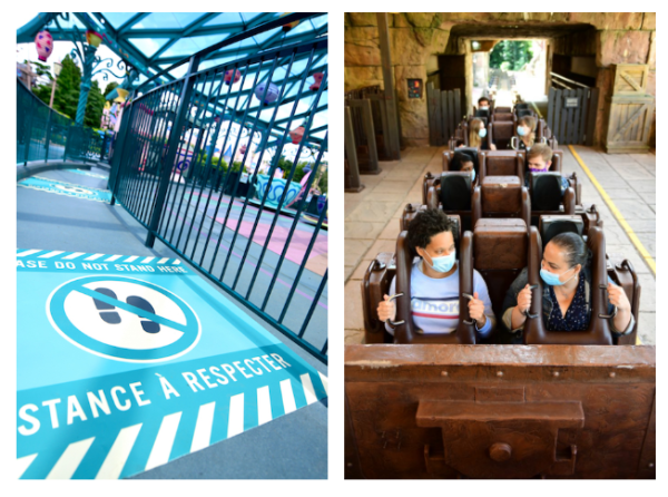 Disneyland Paris will be reopening on July 15th 3