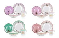 Gorgeous New Disney Princess Dinnerware Second Collection