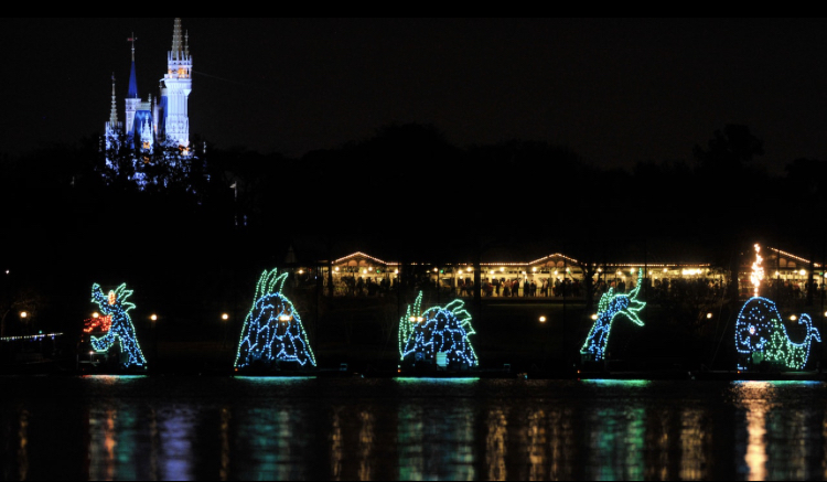Disney's Electrical Water Pageant Will Be Temporarily Unavailable When WDW Reopens
