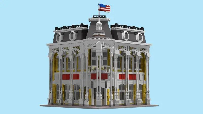 Check Out this Disney World Emporium Lego Ideas