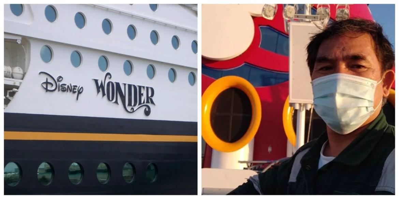 Disney Cruise Line Cast Member dies at Sea