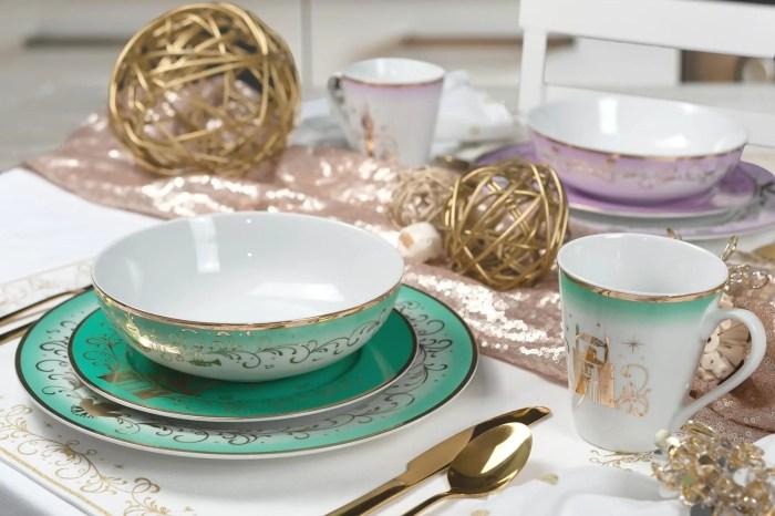 Gorgeous New Disney Princess Dinnerware Second Collection 1