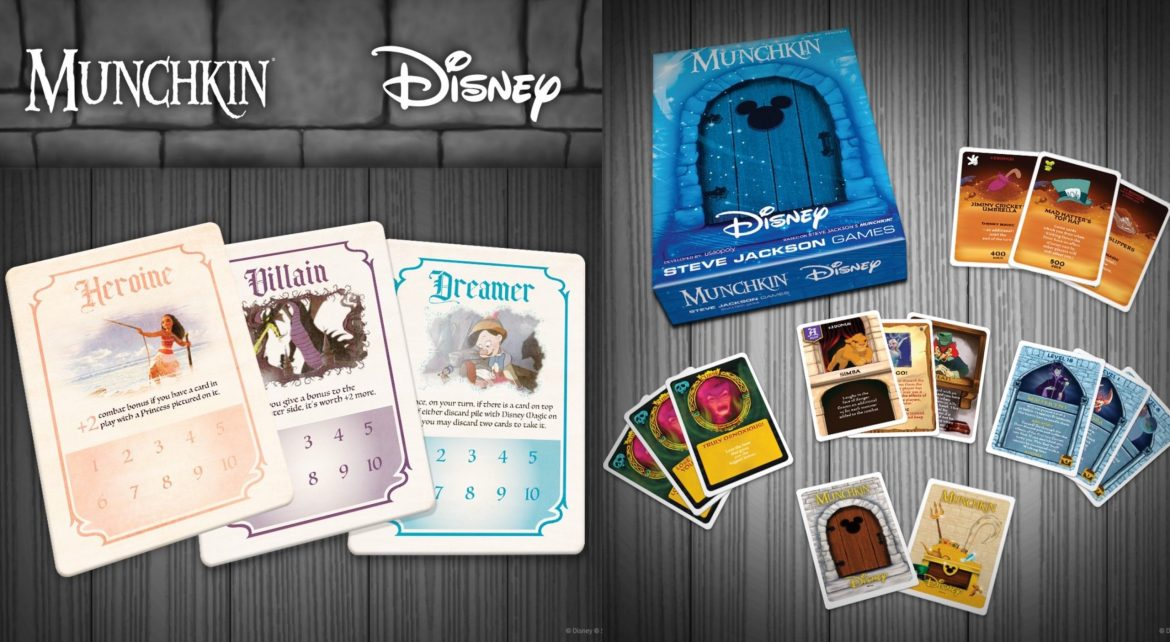 Disney Munchkin To Be Released in Fall 2020