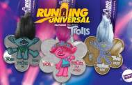 Running Universal Virtual Race Featuring DreamWorks Animation's Trolls
