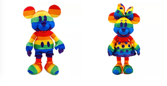 Fabulous New Rainbow Disney Collection Debuts For Pride Month 1