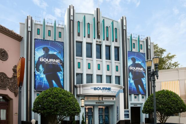 All New Bourne Stuntacular Is Now Open At Universal Orlando Resort! 1