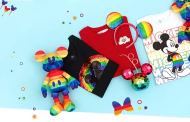 Fabulous New Rainbow Disney Collection Debuts For Pride Month
