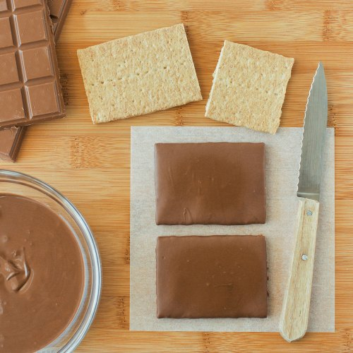 Delicious Up Inspired S'mores Recipe!