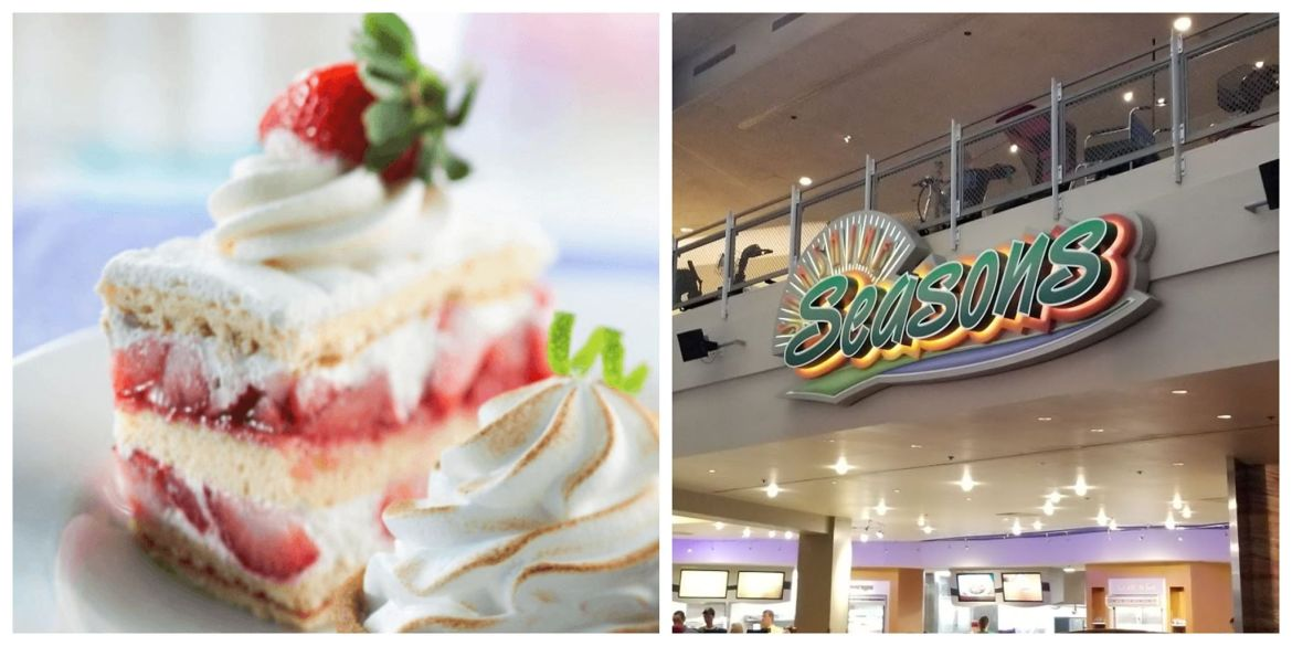 Strawberry Shortcake Recipe From Sunshine Seasons In Epcot