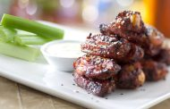 Honey-Coriander Chicken Wings Recipe from Ohana At Disney's Polynesian Resort