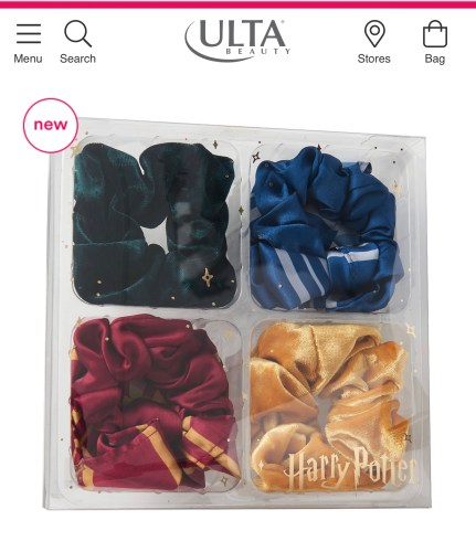 Ulta Beauty Has Released A Magical Harry Potter Collection 6